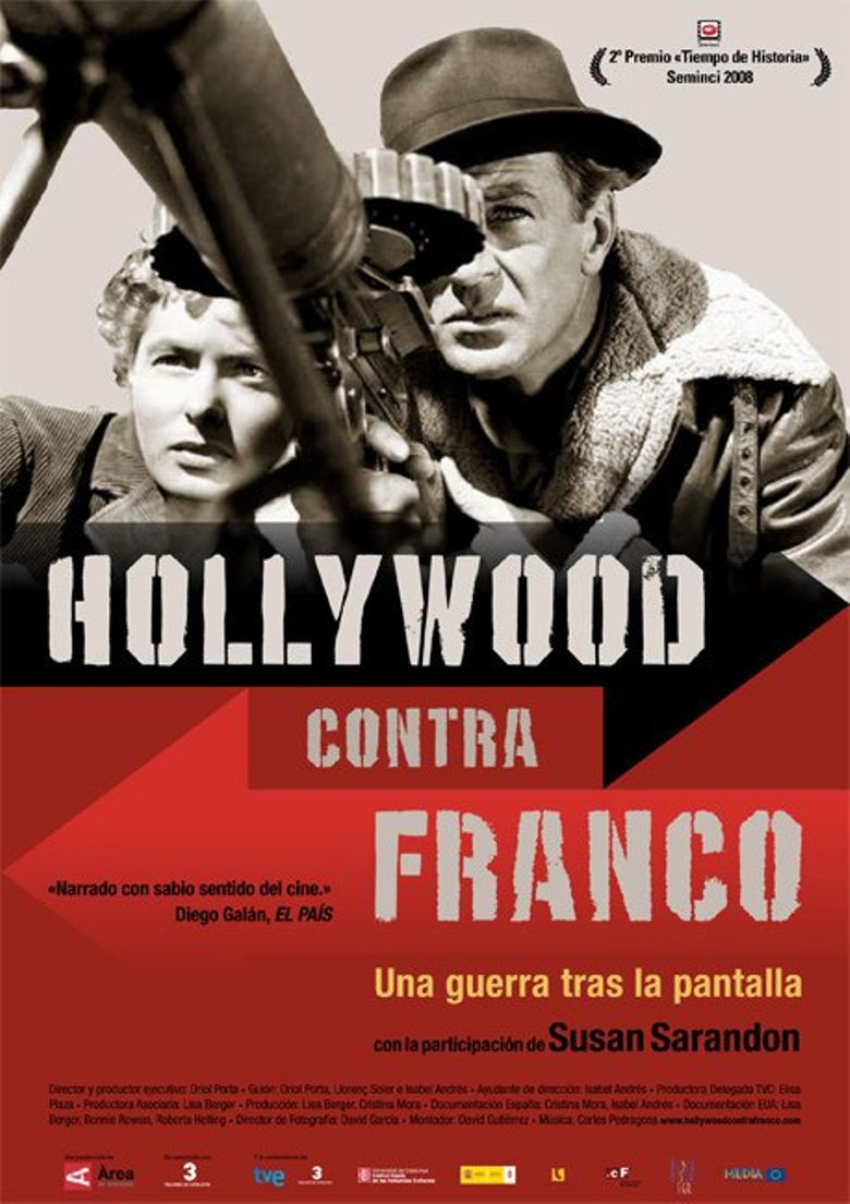 A War in Hollywood Poster