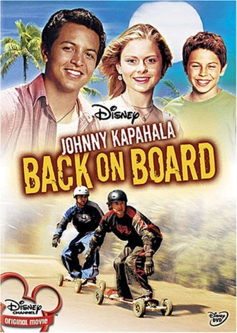 Johnny Kapahala - Back on Board Poster