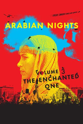 Arabian Nights: Volume 3, The Enchanted One Poster