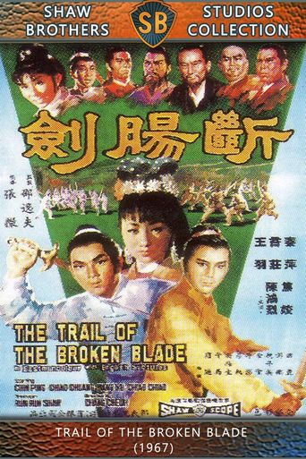 The Trail of the Broken Blade Poster