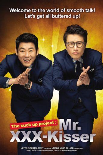 Mr. XXX-Kisser Poster