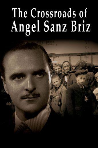 La encrucijada de Ángel Sanz Briz Poster