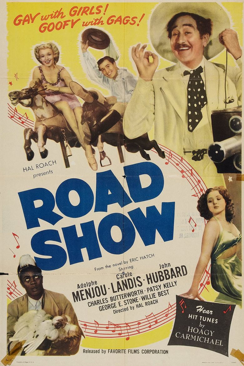Road Show Poster