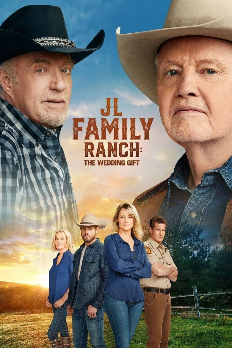 JL Family Ranch: The Wedding Gift Poster