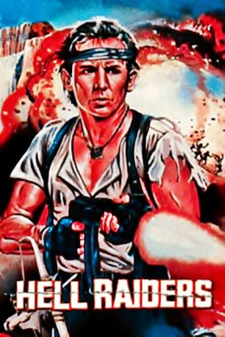 Hell Raiders Poster
