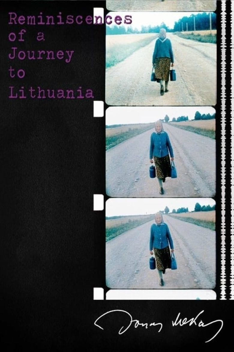 Reminiscences of a Journey to Lithuania Poster