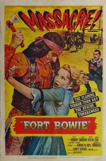 Fort Bowie Poster