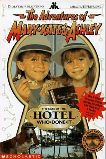 The Adventures of Mary-Kate & Ashley: The Case of the Hotel Who-Done-It Poster