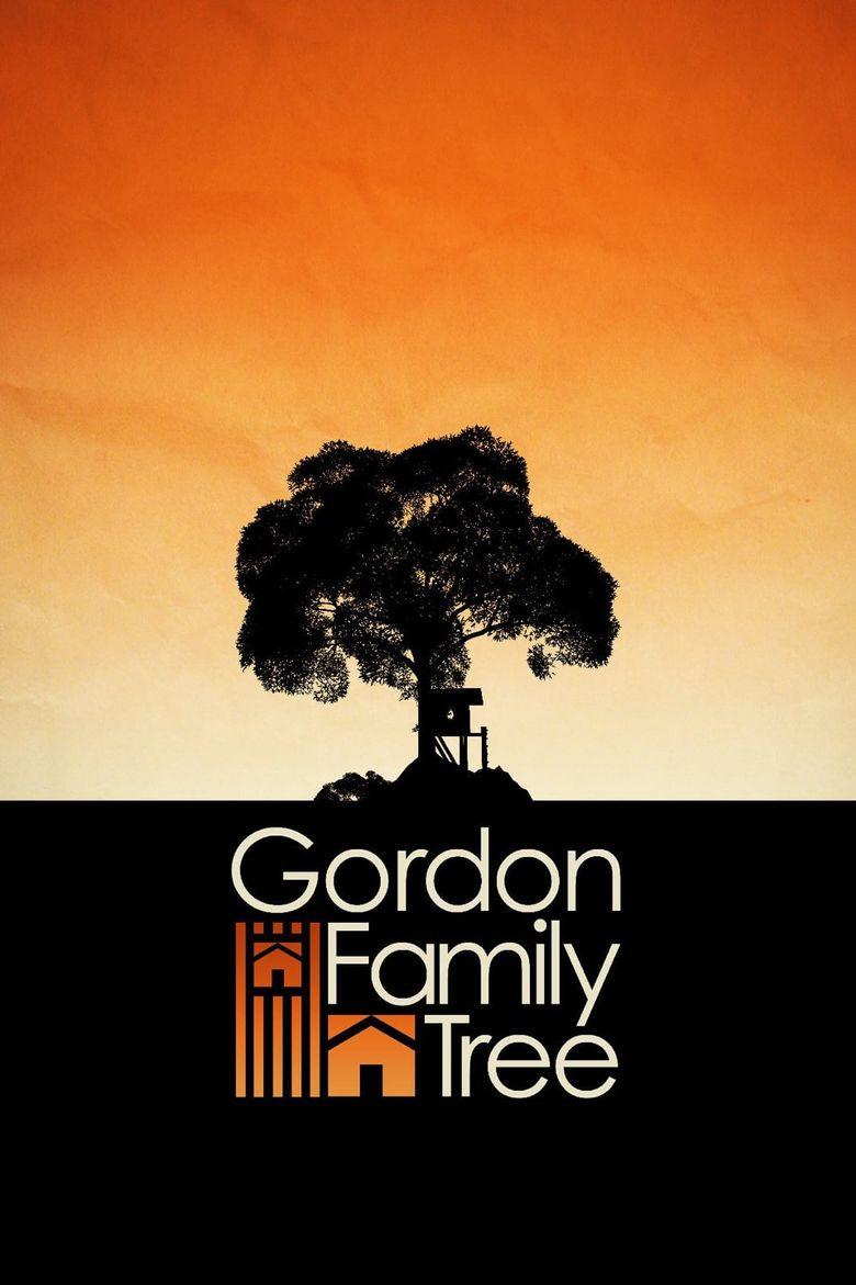 Gordon Family Tree Poster