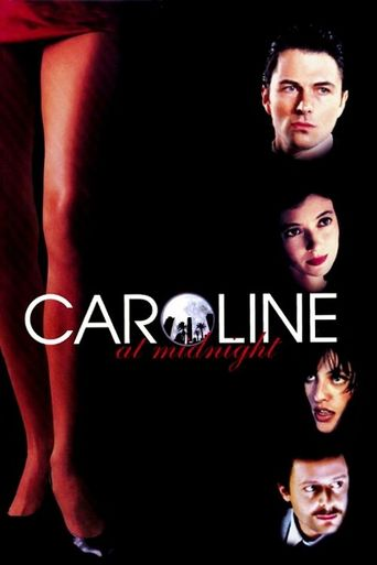 Caroline at Midnight Poster