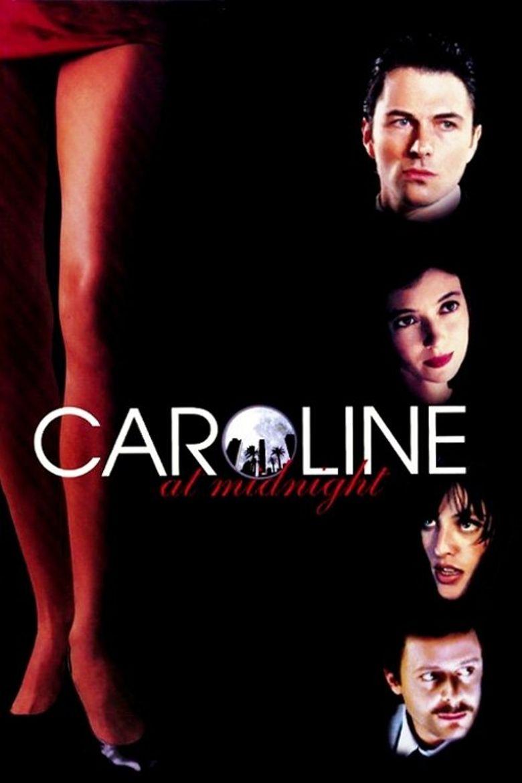 Caroline at Midnight Poster