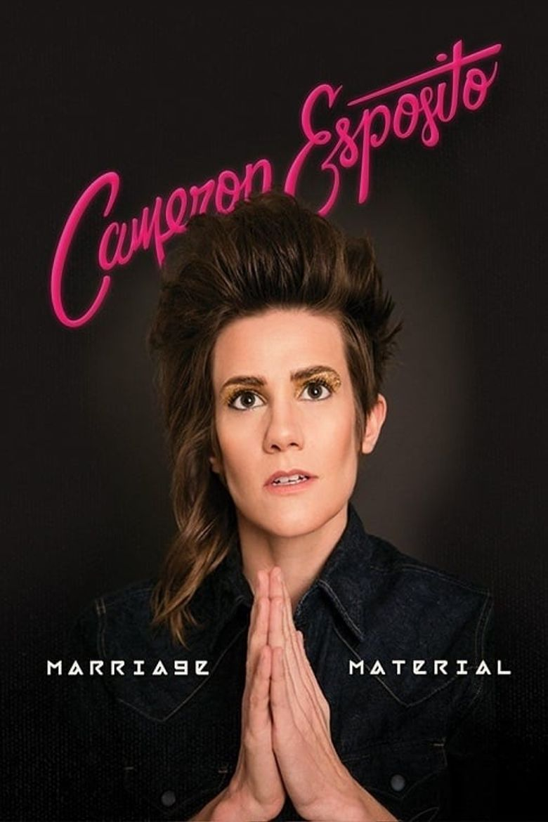 Cameron Esposito: Marriage Material Poster