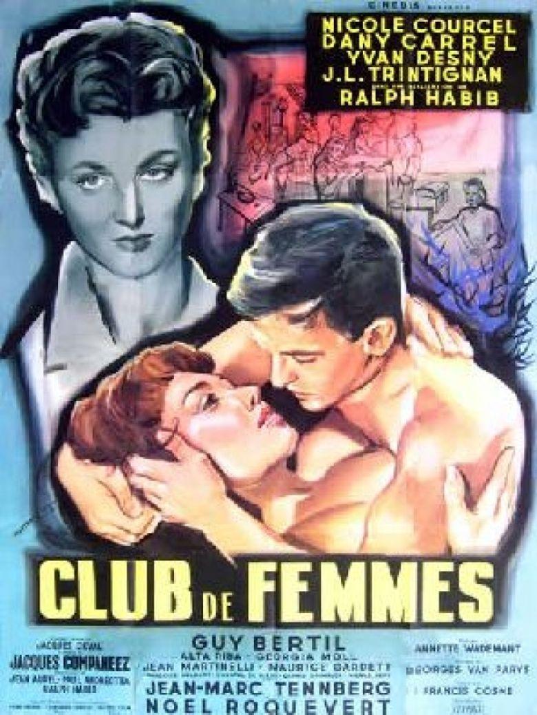 Club de femmes Poster
