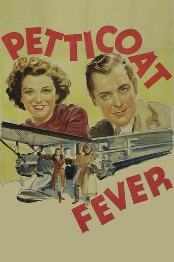 Petticoat Fever Poster
