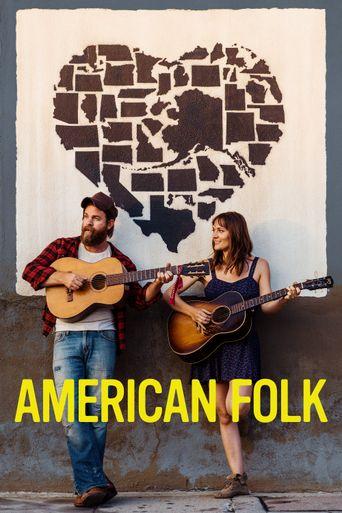 American Folk Poster