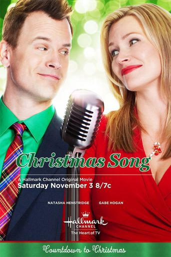 Christmas Song Poster