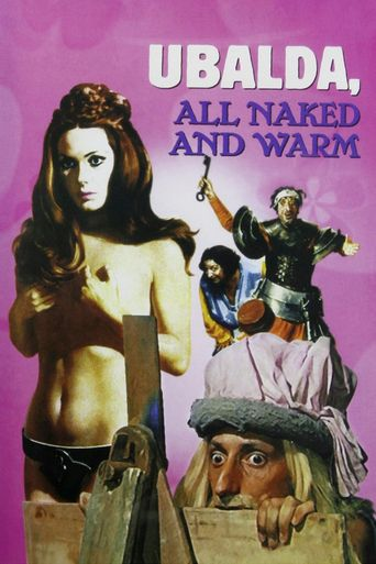 Ubalda, All Naked and Warm Poster