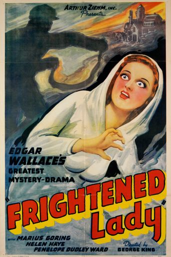 The Case of the Frightened Lady Poster