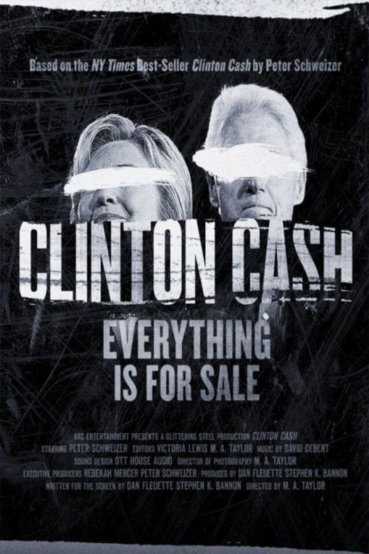 Clinton Cash Poster