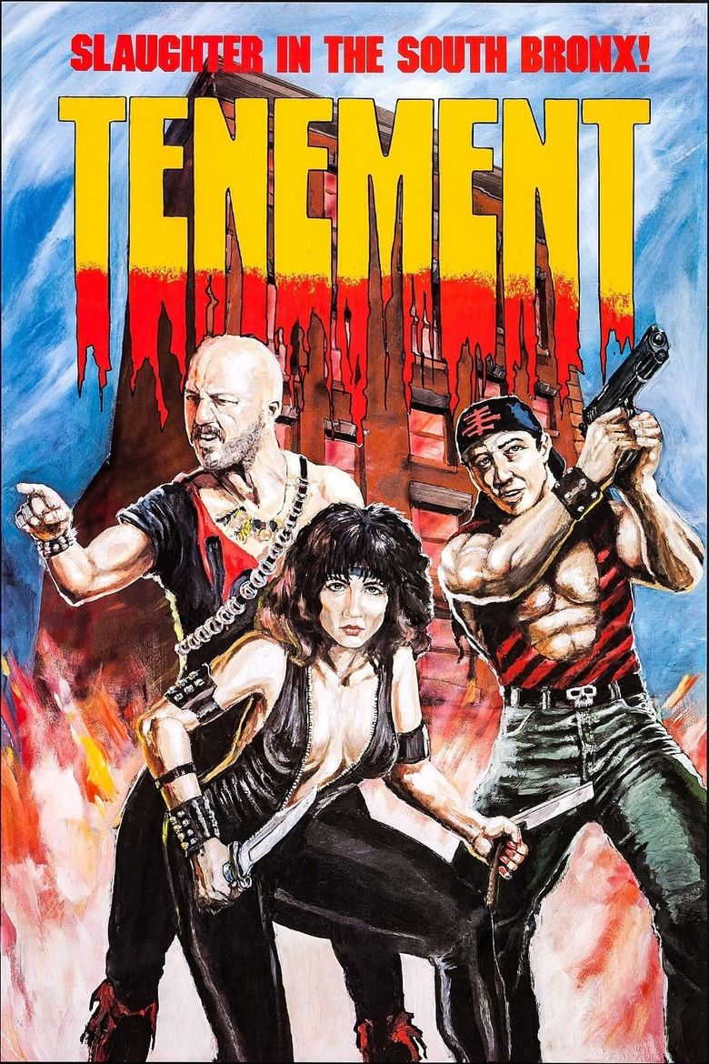 Tenement: Game of Survival Poster
