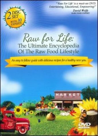 Raw for Life Poster