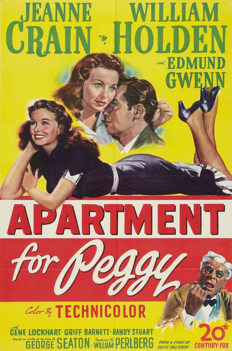 Apartment for Peggy Poster