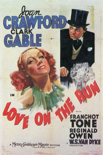 Love on the Run Poster