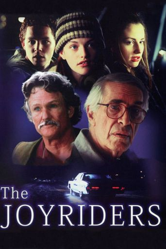 The Joyriders Poster
