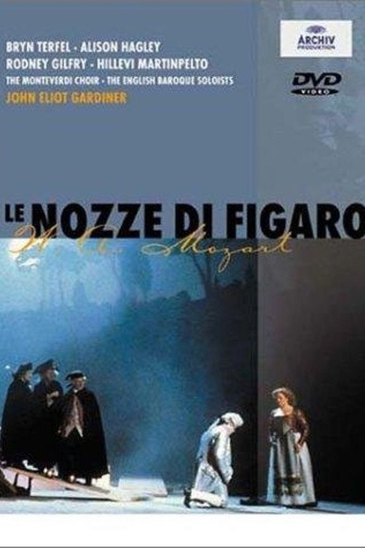 Wolfgang A. Mozart: Le Nozze di Figaro Poster