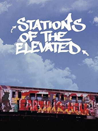 Stations of the Elevated Poster