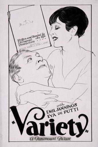 Variety Poster