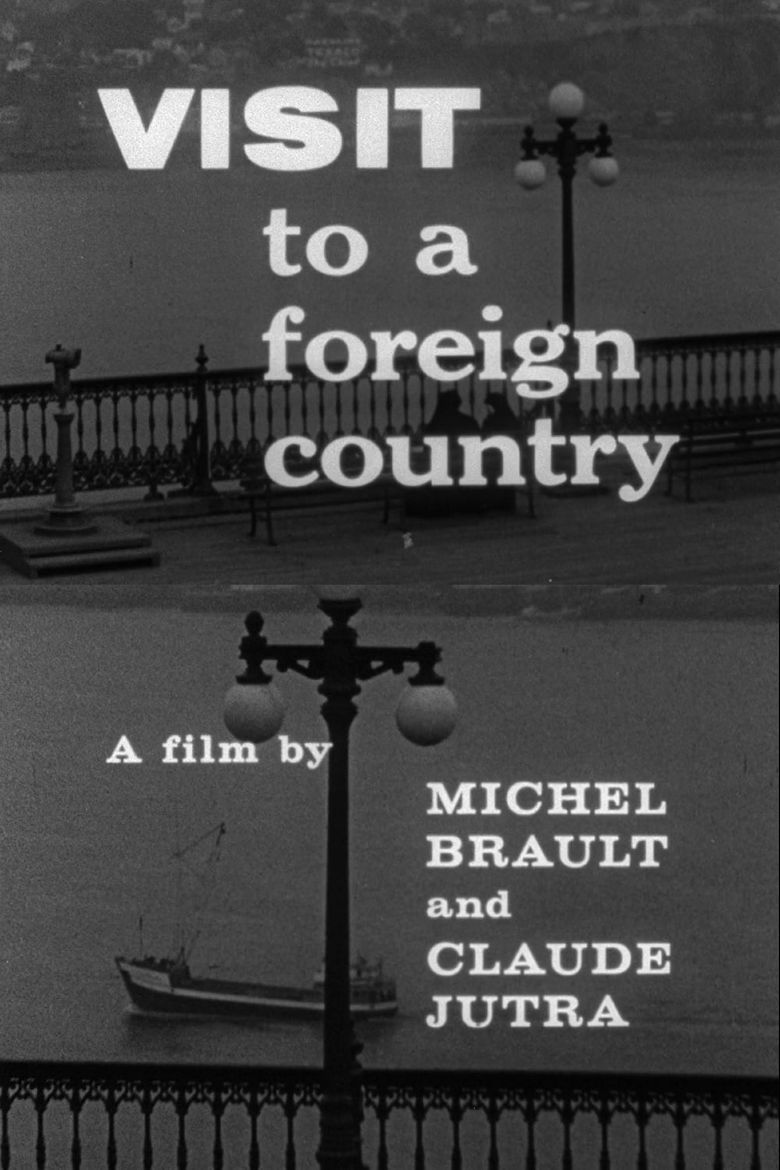 Visit to a Foreign Country Poster