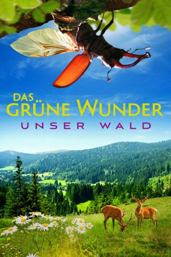 The Green Planet Poster