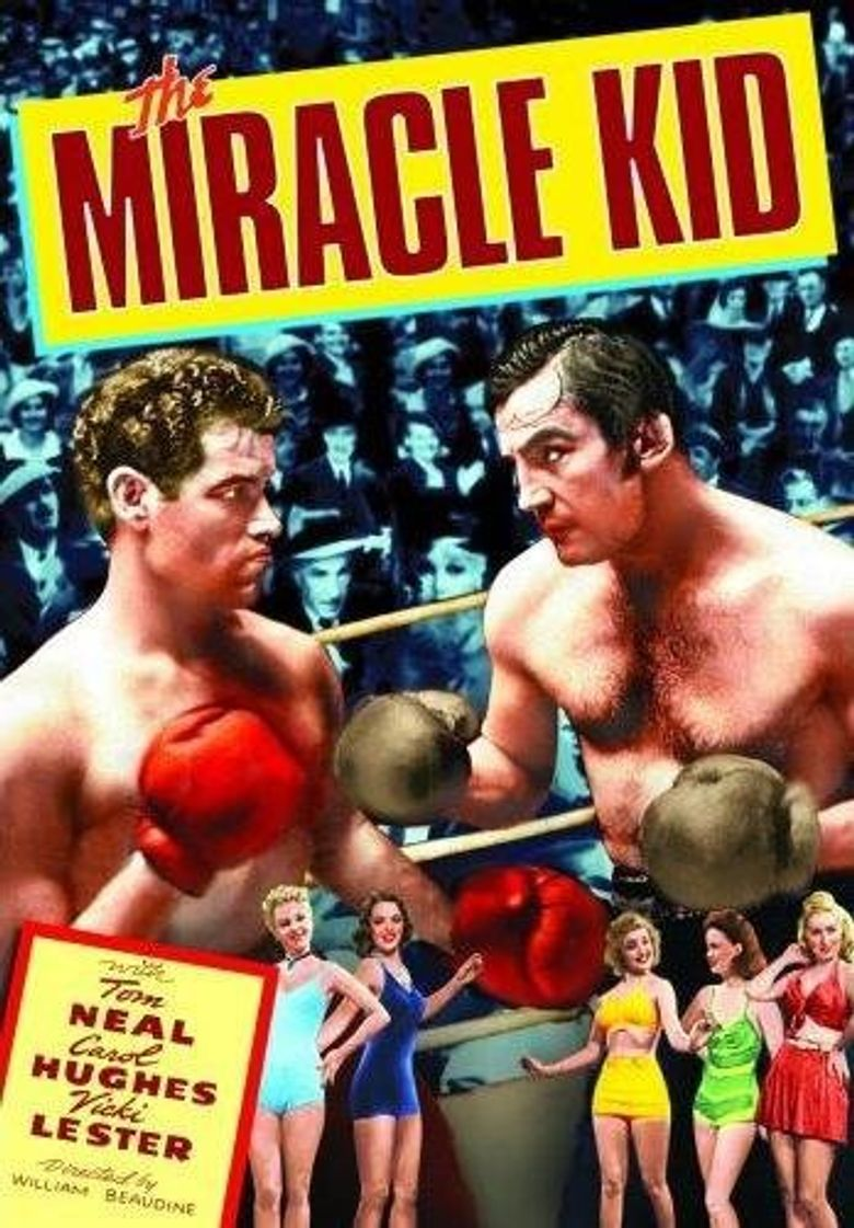 The Miracle Kid Poster