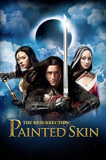 Watch Painted Skin: The Resurrection