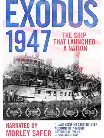 Exodus 1947 Poster