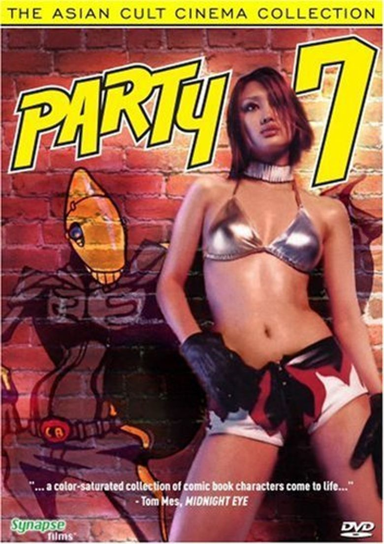 Party 7 Poster