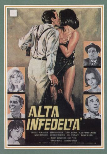 High Infidelity Poster