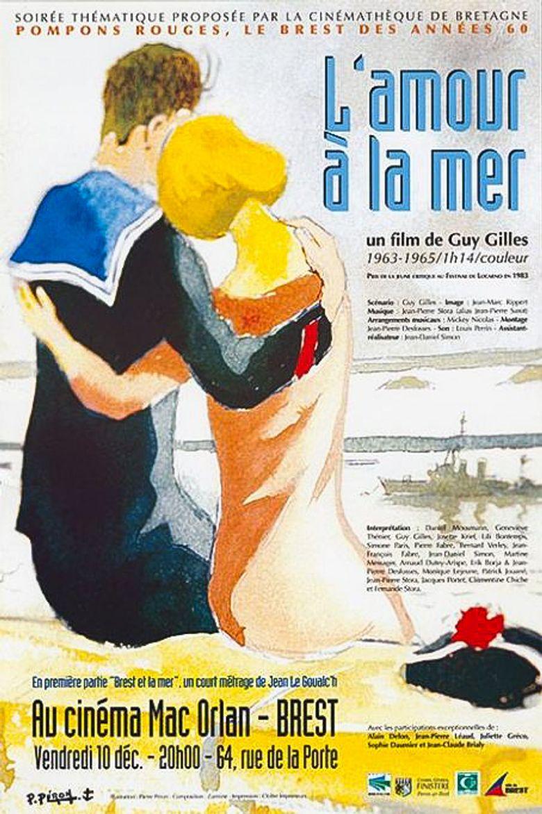L'amour à la mer Poster