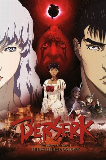 Watch Berserk: The Golden Age Arc 2 - The Battle for Doldrey
