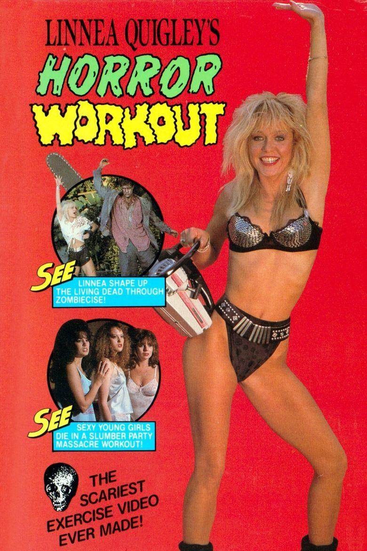 Linnea Quigley's Horror Workout Poster