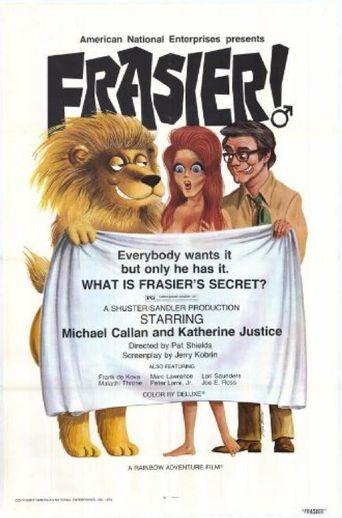 Frasier the Lovable Lion Poster