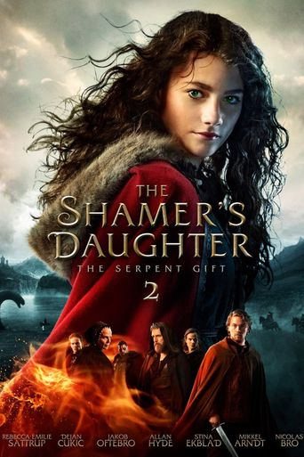 The Shamer's Daughter II: The Serpent Gift Poster