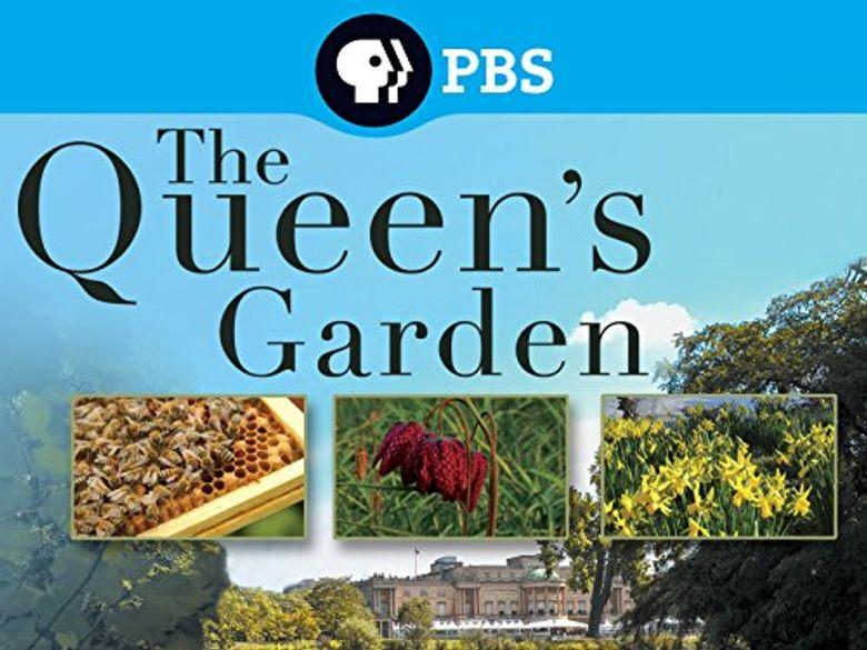 The Queen's Garden Poster