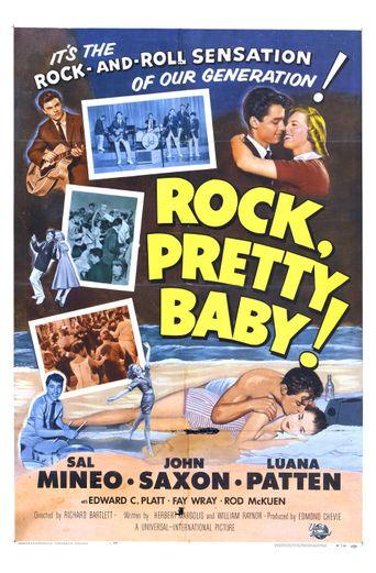 Rock, Pretty Baby Poster