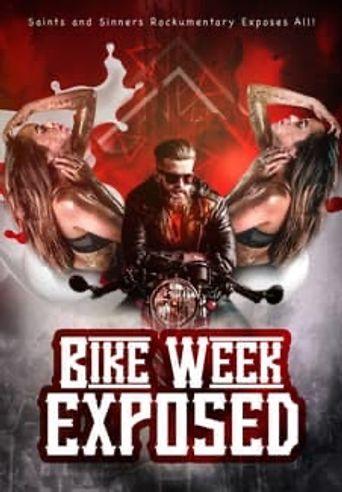 Bike Week Exposed: Saints and Sinners Poster