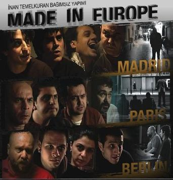 Made In Europe Poster