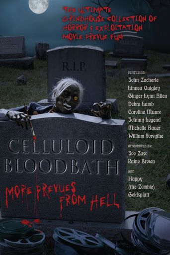 Celluloid Bloodbath Poster