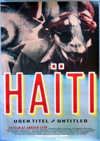 Haiti. Untitled Poster