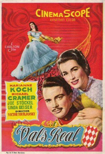 Waltz King Poster